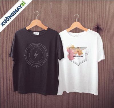 [Xuongmaysi] Dịch vụ của xưởng may gia công - may áo thun