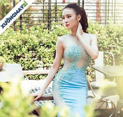 [Xuongmaysi] Dịch vụ của xưởng may gia công - may váy đầm thời trang