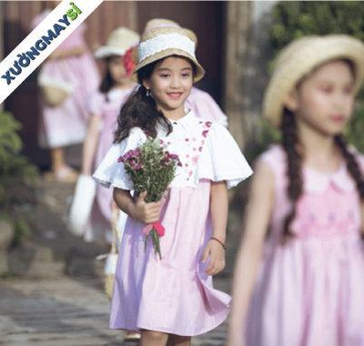 [Xuongmaysi] Dịch vụ của xưởng may gia công - may quần áo trẻ em