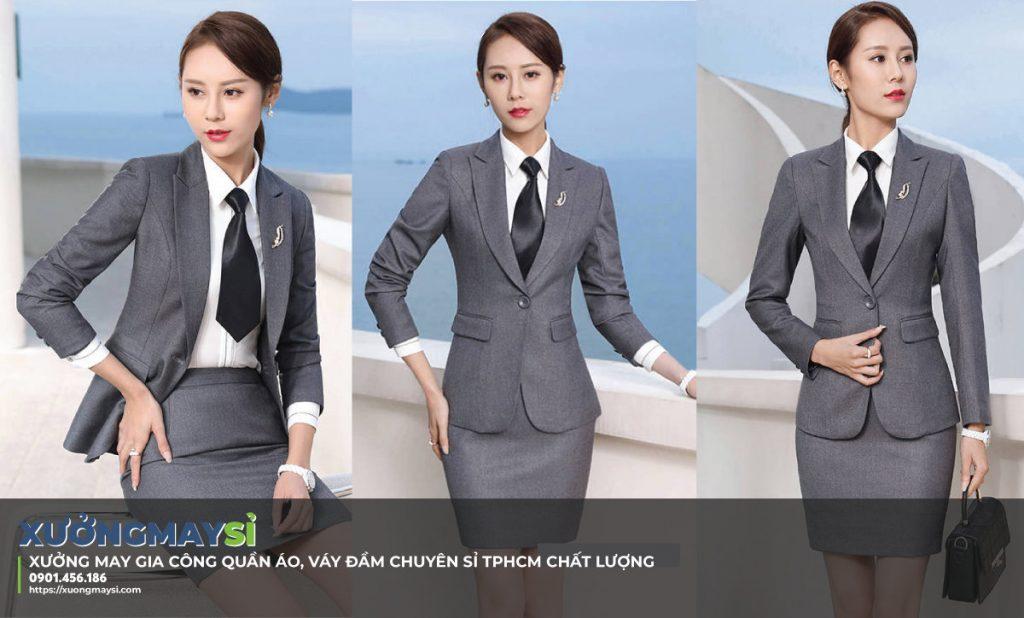 Cách lựa chọn đồng phục khách sạn, đồng phục nhà hàng