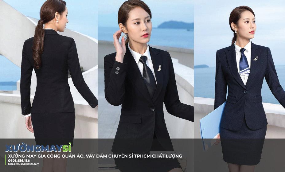 Mẫu đồng phục quản lý khách sạn