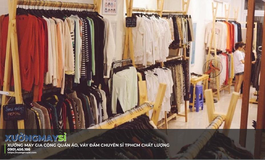 Cách tìm nguồn hàng để kinh doanh quần áo online