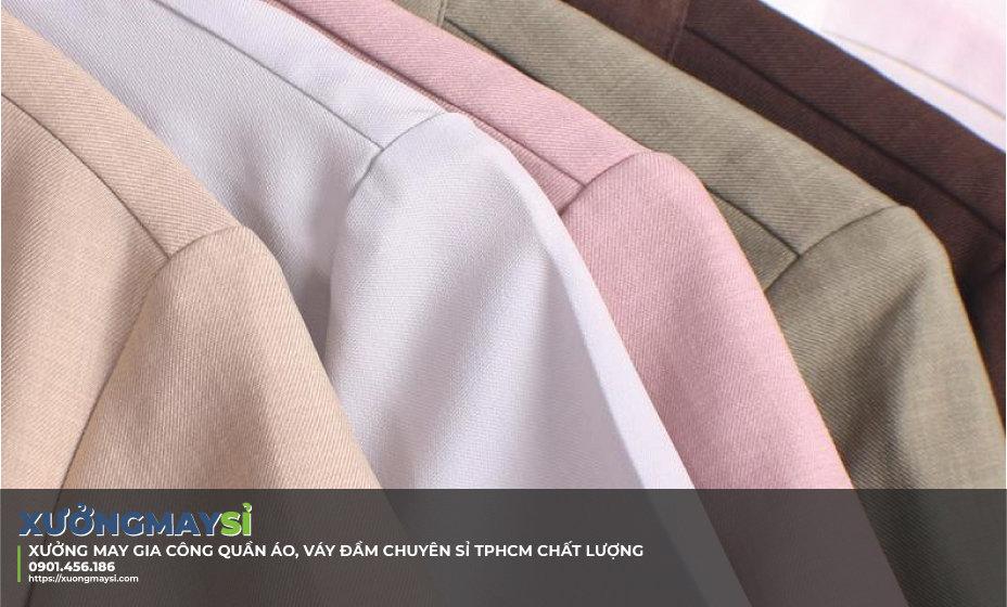 Lựa chọn mẫu vải cho đồng phục Spa
