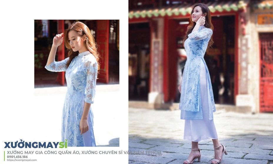 Lựa chọn nguồn sản phẩm váy đầm giá sỉ chất lượng