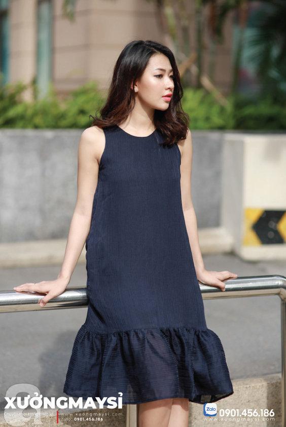 Đầm suông freesize