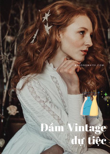 Váy đầm Vintage là gì?