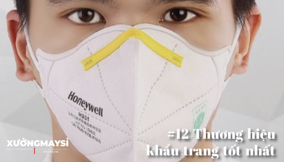 Khẩu trang Honeywell H901