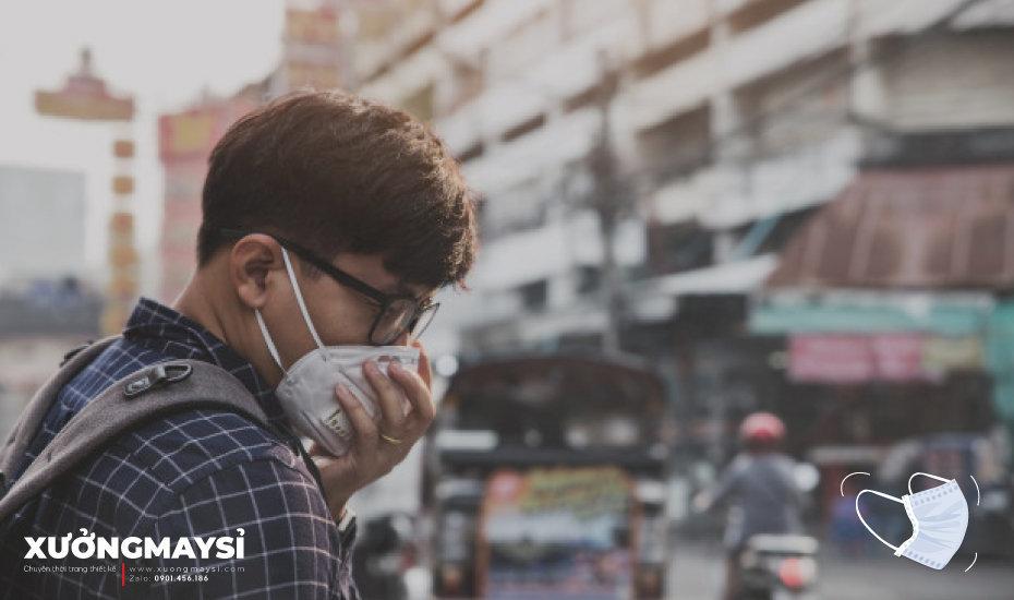 Khẩu trang N95, N99 được sử dụng đa dạng trong trong cuộc sống hàng ngày để bảo vệ sức khỏe