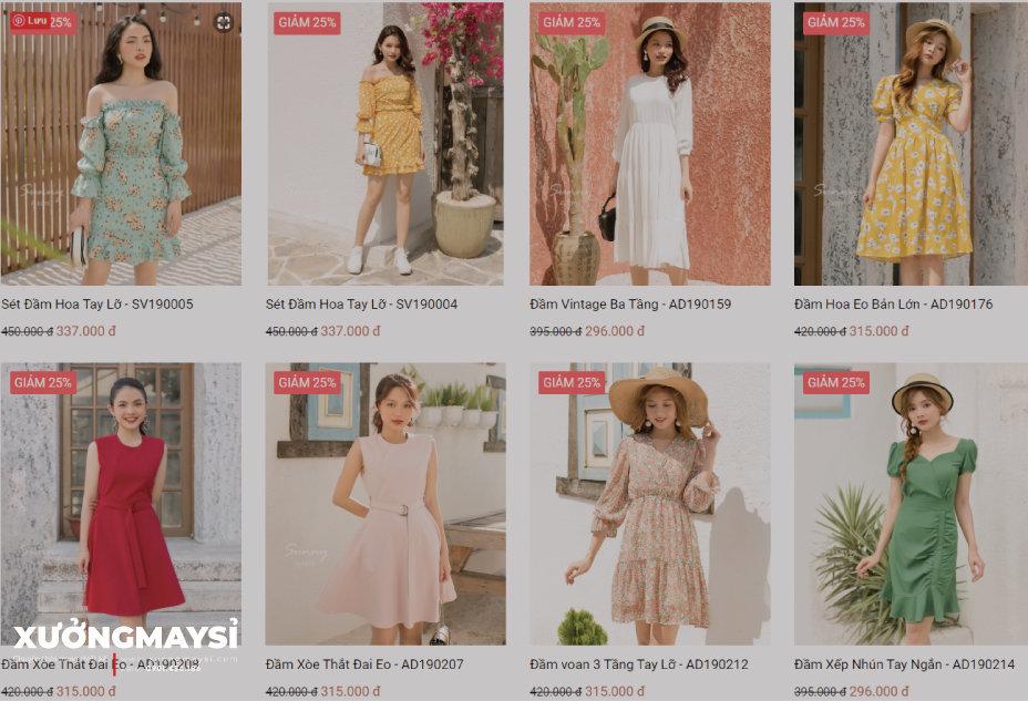Shop Kimi chuyên quần áo Vintage