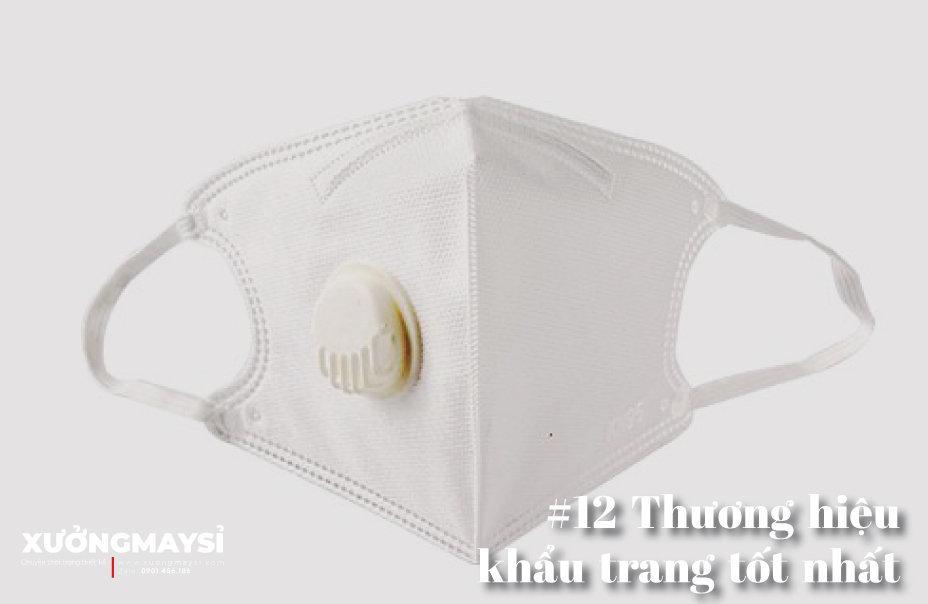 Khẩu trang Kiyomi là thương hiệu khẩu trang có tiếng từ Nhật Bản