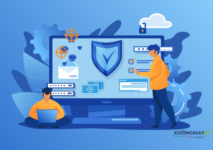 Chính sách bảo mật và chia sẻ thông tin