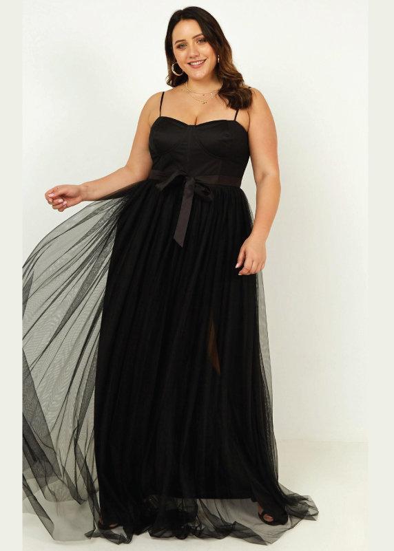 Đầm đen dự tiệc cho người mập không thể bỏ qua nếu muốn mặc đẹp
