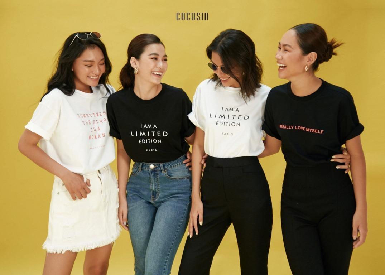 CocoSin - Thương hiệu thời trang nổi tiếng TPHCM