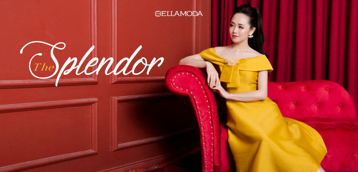 Thương hiệu thời trang Bella Moda - Thời trang nữ cao cấp