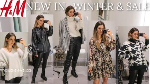 Bộ sưu tập mùa đông của H&M được ra mắt
