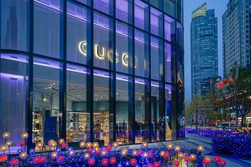 Tập đoàn Kering là công ty mẹ của thương hiệu đình đám Gucci