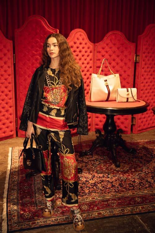 Hồ Ngọc Hà hiện đang là đại sứ thương hiệu cho Gucci