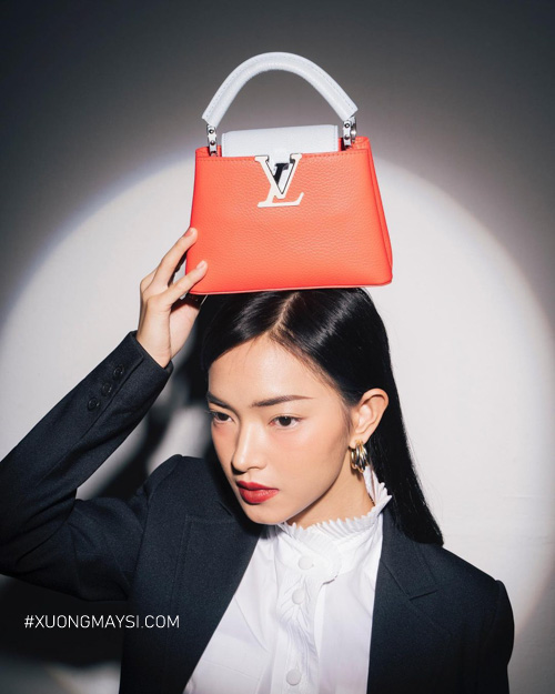 Đôi nét về Châu Bùi - một trong những fashionista mà