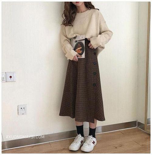Outfit mùa đông cực đáng yêu cho nàng