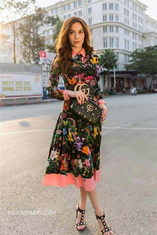 Diện outfit của thương hiệu đình đám thế giới Chanel trên phố
