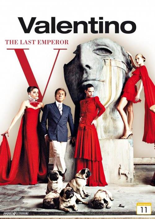 Bộ phim Valentino được ra mắt vào năm 2008