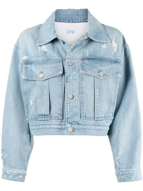 Chất liệu jeans denim bền bỉ và được ứng dụng n
