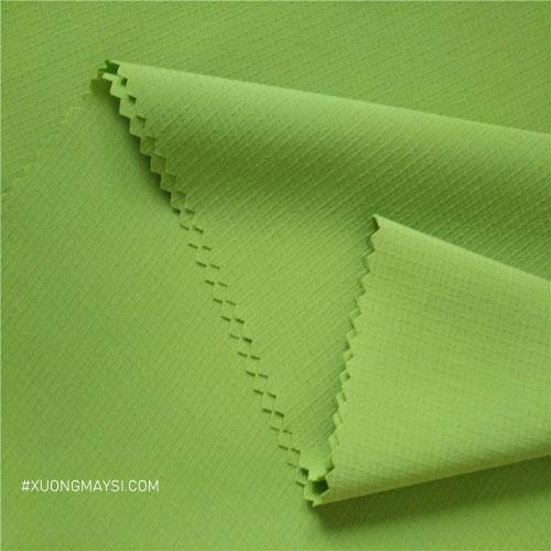 Chất liệu vải dù - chất liệu thoáng mát chống thấm nước tiện lợi trong ngành công nghiệp thời trang