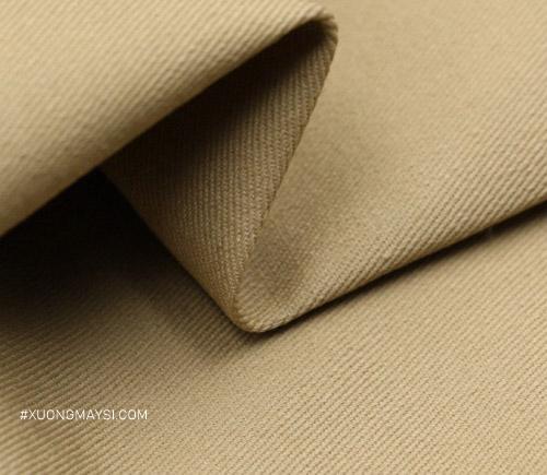 Chất liệu vải kaki chất lượng và sang trọng