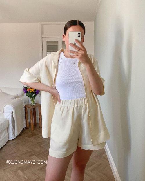 Quần áo H&M dành cho nữ đa dạng về kiểu dáng
