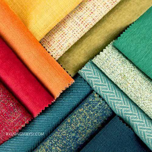 Màu sắc vải kaki đa dạng khiến cho các bạn nữ của chúng ta có nhiều sự lựa chọn hơn khi mua quần kaki