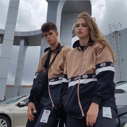 Áo khoác dù dành cho giới trẻ đến từ thương hiệu Việt Nam HNBMG - Hôm Nay Bạn Mặc Gì
