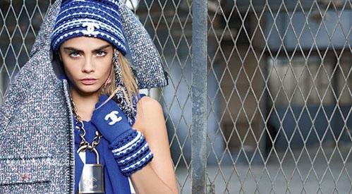 Thương hiệu đình đám Chanel cũng nhanh chóng bắt kịp xu hướng và cho ra mắt khá nhiều bộ trang phục mang phong cách Athleisure
