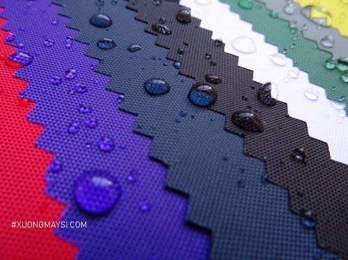 Chất liệu vải dù thoáng mát và cách nhiệt tốt ph