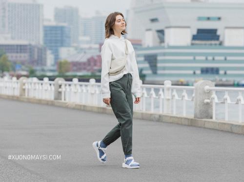 Quần jogger phong cách dành cho các bạn nữ chúng ta