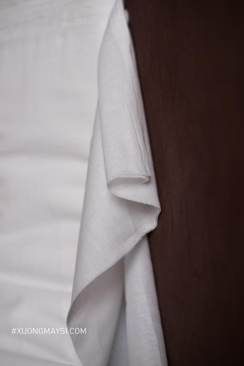 Mùa hè thì không thể thiếu những chiếc áo cotton