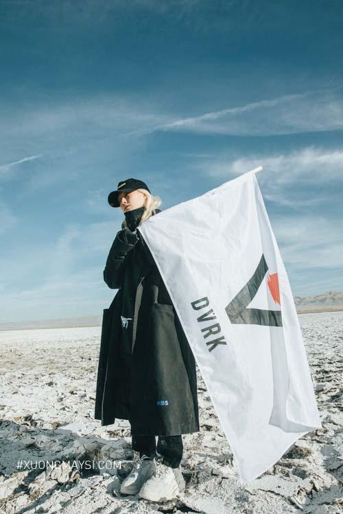 DVRK có mục tiêu sẽ vươn xa hơn trên thị trường thời trang trẻ thế giới