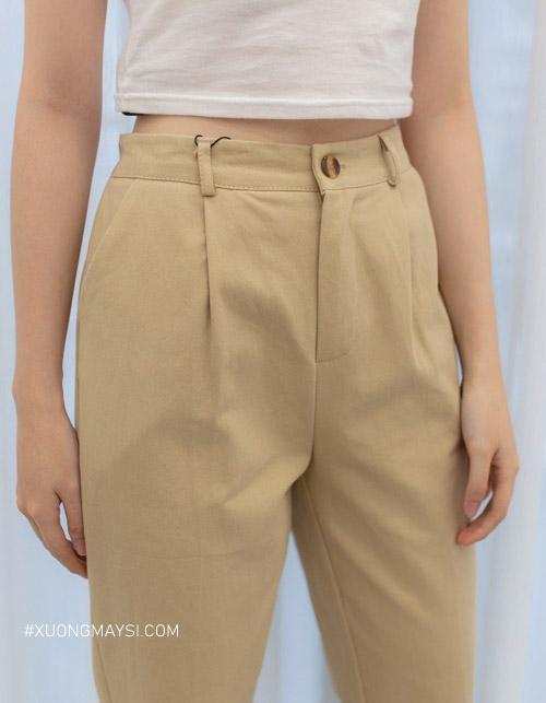 Size - vấn đề thiết yếu khi lựa chọn quần