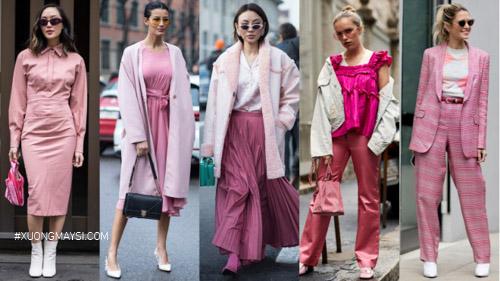 Xu hướng thời trang phát triển đa phần được lấy cảm hứng từ giới trẻ