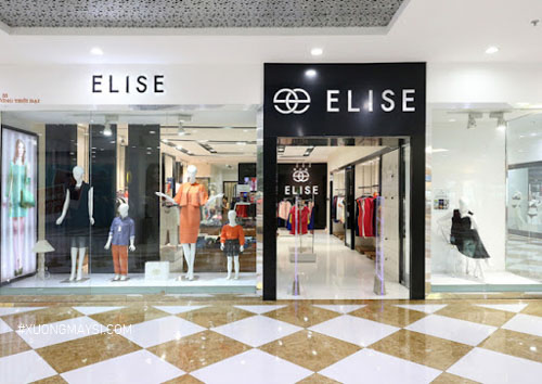 Cửa hàng của Elish trải rộng trên khắp các tỉnh thành