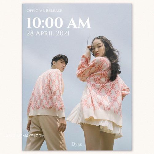 Sản phẩm áo cardigan họa tiết DVRK vừa được ra mắt bởi DVRK Vietnam