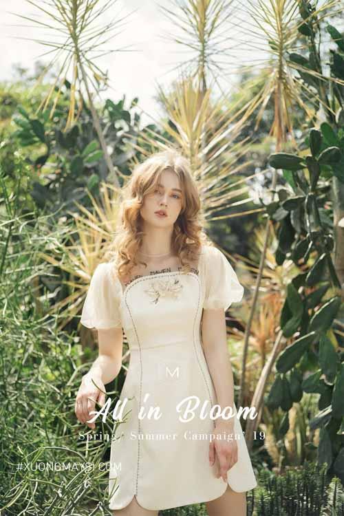 The MAVEN - Thời trang thủ công may mặc với chất liệu vô cùng chất lượng và tinh tế trong từng kiểu dáng dành cho các bạn nữ