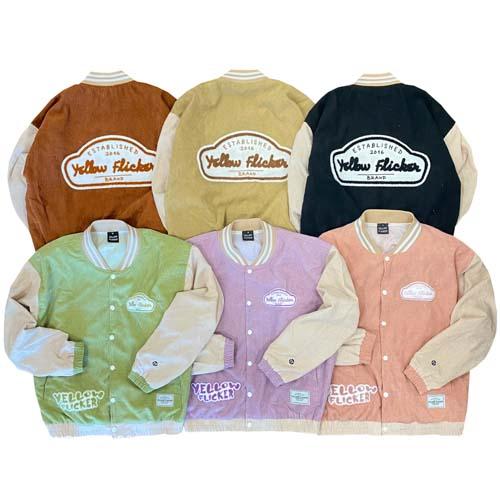 Áo khoác bomber chất liệu mịn thoáng mát với nhiều phối màu dành cho nữ