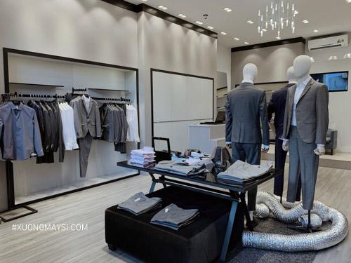 Quần áo nam Mr.simple mang phong cách basic và vô cùng lịch lãm