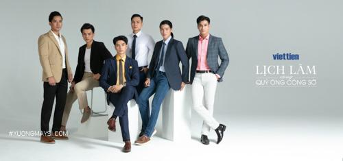 Việt Tiến là thương hiệu khá quen thuộc đối với thời trang dành cho nam tại Việt Nam