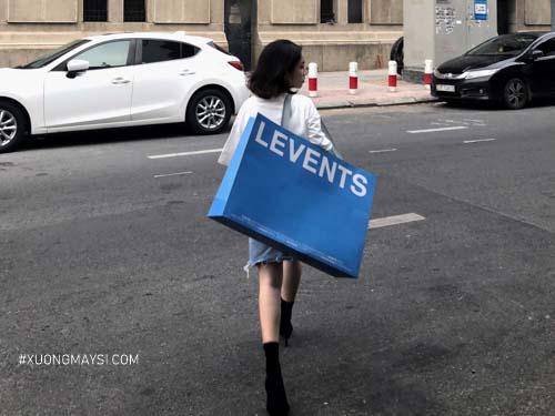 Thương hiệu LEVENTS Vietnam với sản phẩm chất lượng không thua gì các thương hiệu của thế giới