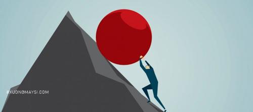 Sự kiên cường chính là yếu tố giúp bạn thành công trên con đường dài khi thật sự làm một công việc mình yêu thích