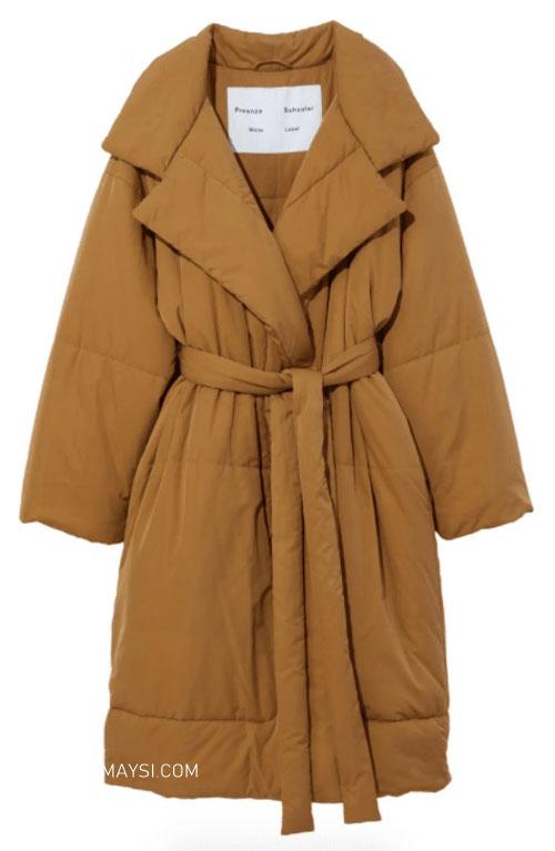 Proenza Schouler Puffer Jacket - Dòng áo phao chất lượng