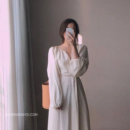 dịu dàng, nữ tính hơn khi nàng diện váy babydoll