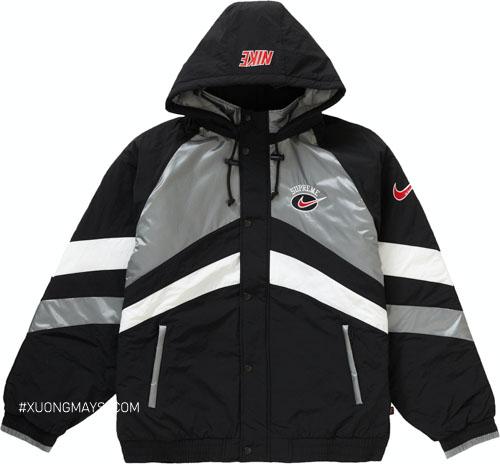 Áo khoác dù Supreme x Nike với trị giá hơn $700