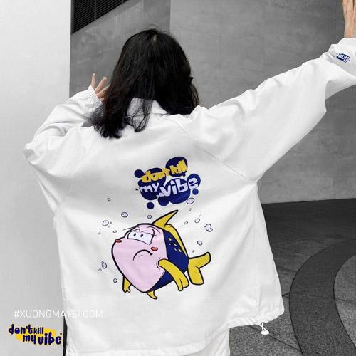 Những chiếc áo khoác cực sành điệu cho các bạn trẻ đến từ thương hiệu DKMV